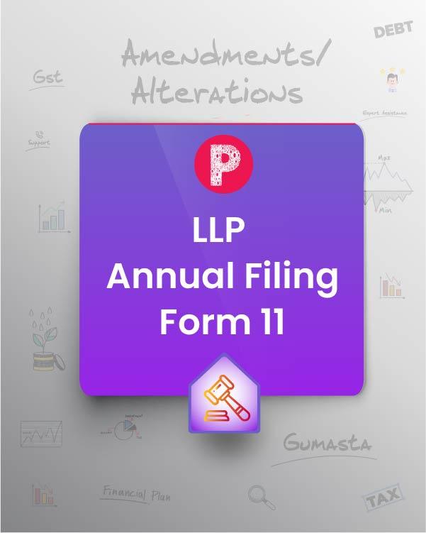 LLP Annual Return (Form-11)