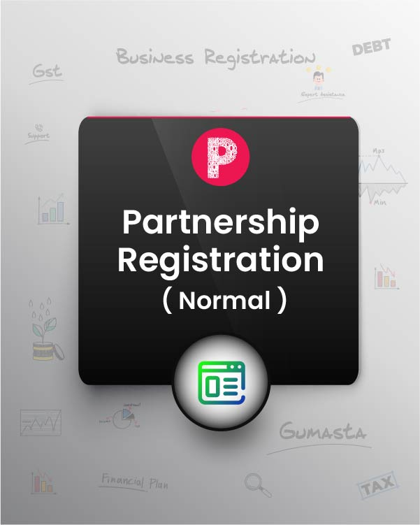 Partnership Firm Registration ( Complete Package )